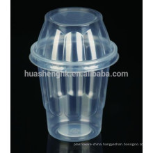 Disposable Plastic Ice cream Sundae Cup