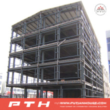 China Manufactory 2015 Customized Prefabricated Steel Structure Warehouse