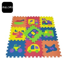 EVA Foam Playroom Kids Car Play Puzzle Tapis