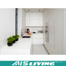 Armário de cozinha lustroso moderno para a mobília da cozinha (AIS-K758)