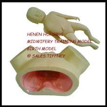 Modèle de formation de sage-femme avancé ISO, Simulateur de naissance