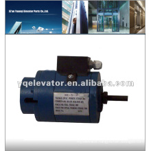 elevator motor, elevator door motor, vvvf elevator traction motor