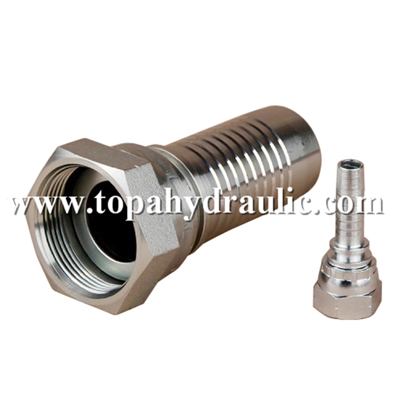 tractor female hose fittings for coal mine
