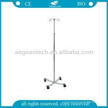 Support de haute qualité de l'hôpital d'acier inoxydable d'AG-Ss009A et du CE IV