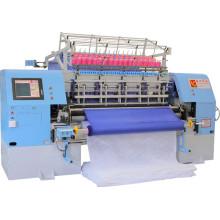 Lock Stitch Shuttle Multi-Needle Quilting Machine para prendas de vestir, sacos de dormir, edredón