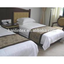 Gutes Preis-Hotel 100% Baumwolle 40s 250tc Satin Streifen Stoff
