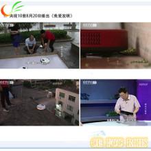Robot Aspirador Seco y húmedo limpiador con limpieza automática