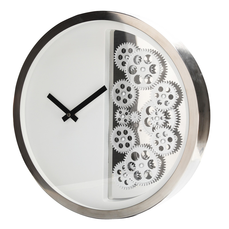 Big Round Wall Clocks