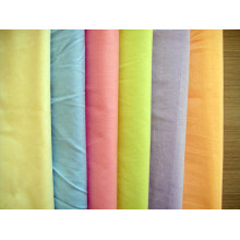 Tissu de rayures de coton pour l'hôtellerie et le textile à la maison