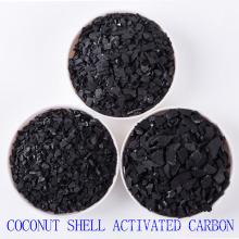 A purificação de água usou o carvão vegetal granular ativado do escudo de coco para a venda