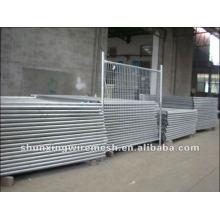 Painéis de vedação temporários galvanizados