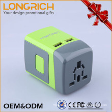 Mini dual usb travel adapter wholesale N4