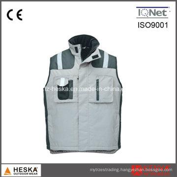 Unisex Customized Cargo Polyester Vest
