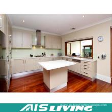 Muebles de madera del armario de la cocina del MDF del PVC (AIS-K183)