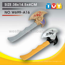 Interesting design environmental friendly TPR foam little axe toy