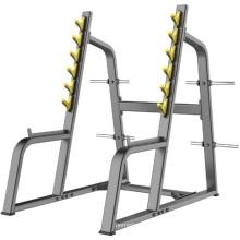 Rack de squat de gymnase d'équipement commercial de forme physique