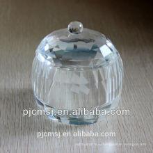 Красивый Кристалл ювелирных изделий коробка для свадебные украшения или подарки