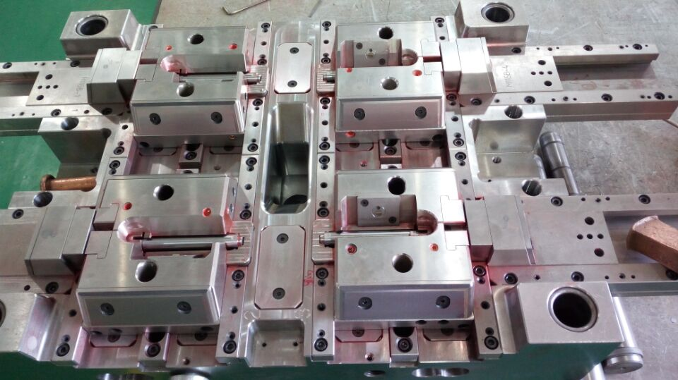 Injection Molding for BMW Car Parts