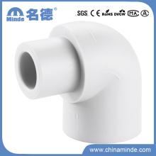 PPR Elbow 90 Conexão externa interna para materiais de construção