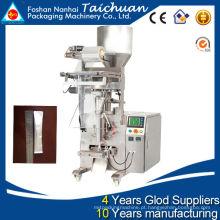 Máquina automática de enchimento de açúcar na vara
