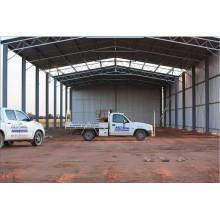 Цех металлической конструкционной стали (SSW-659)