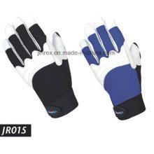 Good Quality Leather Mechanics Working Tool Safe Hand Glove