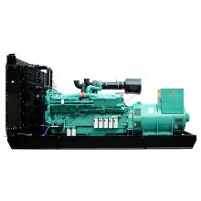 Factory Direct Sale Open Frame Green Color Emean Diesel Generator 1000 Kw