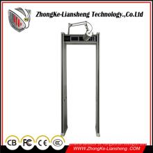 Detector de metais Archway de detecção de segurança de luz infravermelha