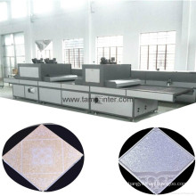 Máquina de secado UV TM -UV 10m Snowflake Effect
