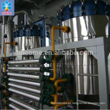 Equipo vendió la máquina de refinación de aceite de soja en el extranjero en 2018