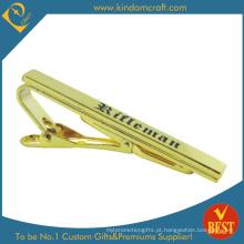 2015 venda quente personalizado Metal Tie Clip para presente (fornecimento de arte livre design)