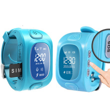 Child Tracking Watches with GPS Location, Help Call to Pre-Determined Phone Number (WT50-KW)
