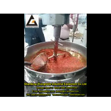 China 500 Liter Steam Jacketed Cooking Kettle