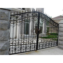 Hot Selling House Main Entrance Wrought Iron Gate