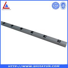 6063 T5 T6 Alumínio Extrudado Tubo Quadrado de Alta Qualidade