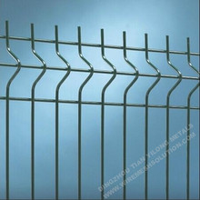 103cm 3D Wire Mesh Fence Panel