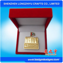 UAE National Day Gold Pin Abzeichen (LZY-00012798)