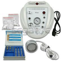 Máquina de microdermabrasión 2 en 1 para el rejuvenecimiento de la piel