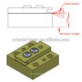 Unidad láser Semiconductor profesional 808nm para corte