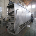 Shrimp shell Mesh-Belt continous drying machine