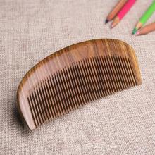 Cheap pente de cabelo mágico de madeira