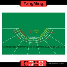 Baccarat Table Layout (YMBL07G2)