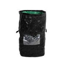 Bolsas de basura circulares con doble revestimiento
