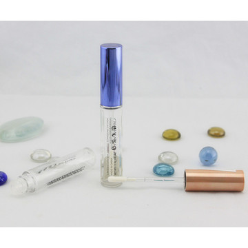 Classical Shiny Purple Lip Gloss Container