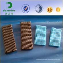 Maßgeschneiderte verschiedene Größen und Farbe Fruit Protection Elastic Fruit Netting im Transport und Supermarkt Display