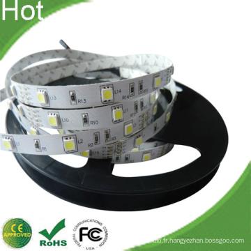 Bandes lumineuses intérieures extérieures à LED Bande LED étanche à la lumière SMD LED 5050