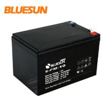 Bluesun de alta calidad solar batería de plomo 12v 150ah batería de almacenamiento de energía solar batería del agm
