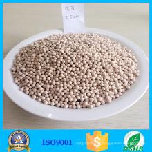 zéolite moléculaire sieve13x adsorbant dans le prix de l'industrie médicale
