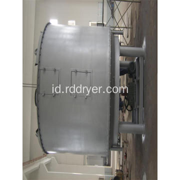 Continuous Starch Disc Drying Machine untuk Potassium Nitrate