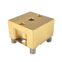 RIN 51*51flat Brass bracket Brass plate chuck 3R EROWA ITS compatible EDM for spark machine CNC